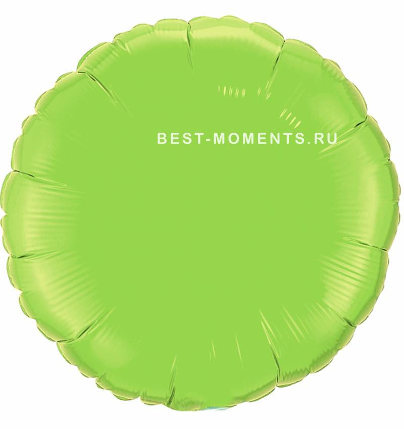 svetlo-zelenyy-krug