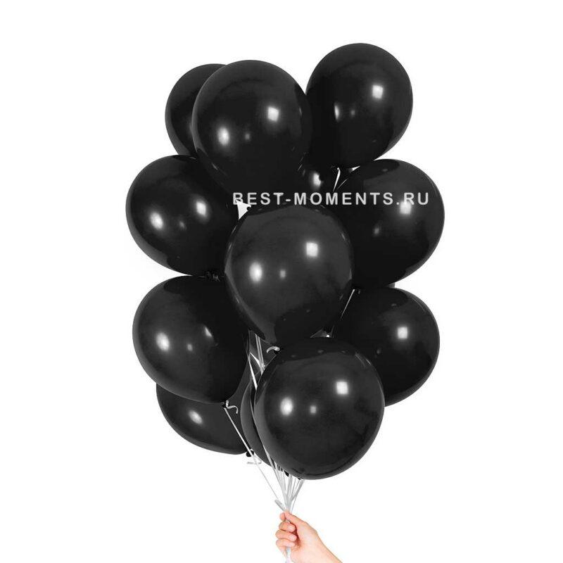 набор-черных-шариков